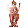 Snazzy Harpo Hoop Clown